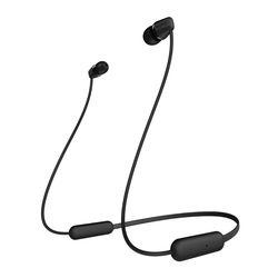 Sony WI-C200 Wireless In-ear Headphones, Black