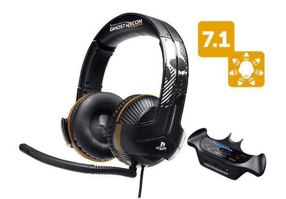 Thrustmaster Y-350P 7.1 Powered Gaming Headset for PS4