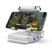 GameSir X1 BattleDock for FPS Games, Silver