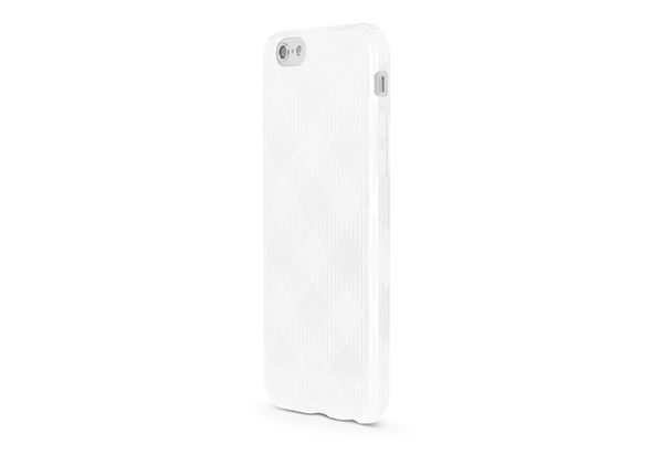 iLuv Gelato Case for iPhone 6/6s, White