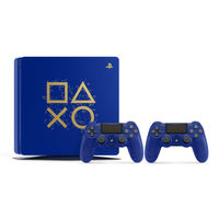 Sony PS4 500GB Days of Play Limited Edition Console