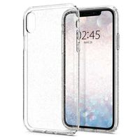 Spigen Liquid Crystal Glitter Case for iPhone XR, Crystal