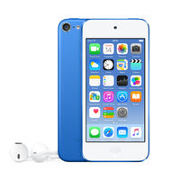 Apple iPod touch 128GB,  blue