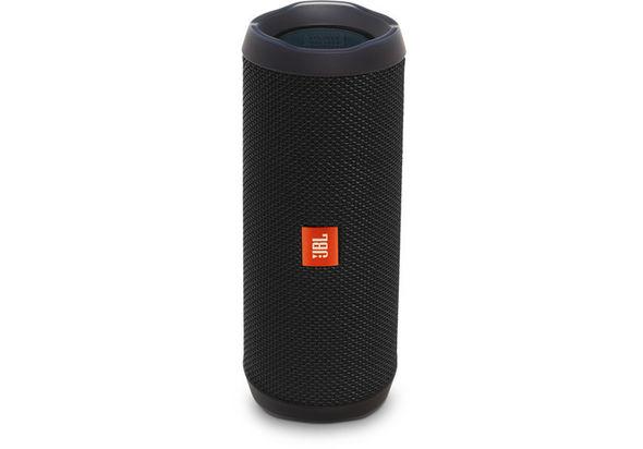 JBL Flip 4 Waterproof portable Bluetooth speaker, Black
