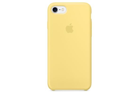 Apple iPhone 7 Silicone Case, Pollen