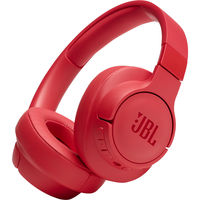 JBL TUNE 750BTNC Noise-Canceling Wireless Over-Ear Headphones,  Coral