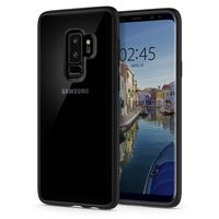 Spigen Ultra Hybrid Case for Samsung Galaxy S9+ , Matte Black