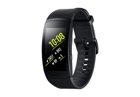 Samsung Gear Fit2 Pro Small, Black