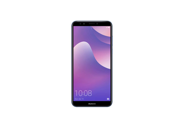 Huawei Y7 Prime 2018 Smartphone LTE, Blue