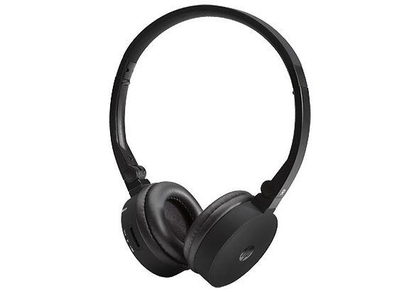 HP H7000 Black Bluetooth Wireless Headset
