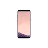 Samsung Galaxy S8 Smartphone LTE, Orchid Gray