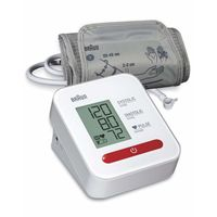 Braun BUA5000 ExactFit 1 Upper Arm Blood Pressure Monitor
