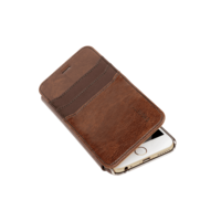 Cygnett urbanwallet flip case for iphone 6s & 6, Brown