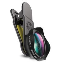 Black Eye Pro Cinema Effect Wide Angle Lens