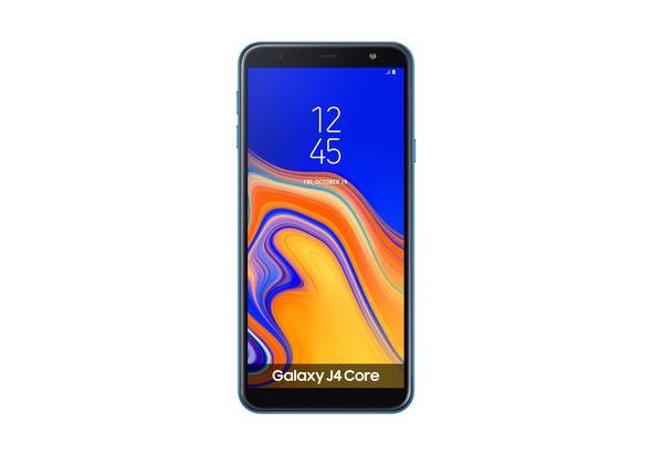 Samsung Galaxy J4 Core Smartphone LTE,  blue