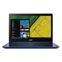 "Acer Swift 3 i5 8250 8GB, 256GB 2D 14"" W10 Laptop, Blue"