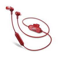 JBL E25BT Wireless in-ear headphones, Red