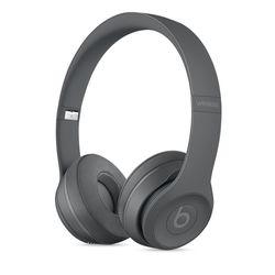 Beats Solo3 Wireless On-Ear Headphones Neighborhood Collection, Asphalt Gray