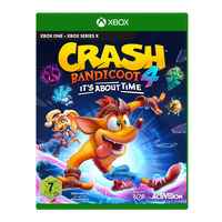 Pre Order Crash Bandicoot 4 for Xbox One