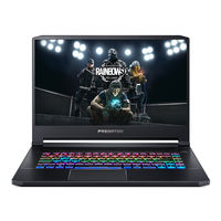 "Acer Predator Triton 500 PT515-52 i7 32GB, 1TB SSD 8GB Graphic 15"" Gaming Laptop"