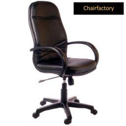 Alder HB Office Arm Chair, brown