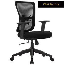 Orry Mid Back LX Ergonomic Mesh Office Chair - Black