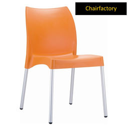 Octavia Cafe Chair - Orange