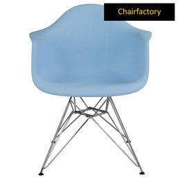 Eames DAR Replica Armchair - Sky Blue