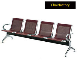 Bravo Four Seater Airport Bench