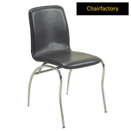 Esme Leather Cafe Chair