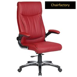 Optus HB Leather Chair