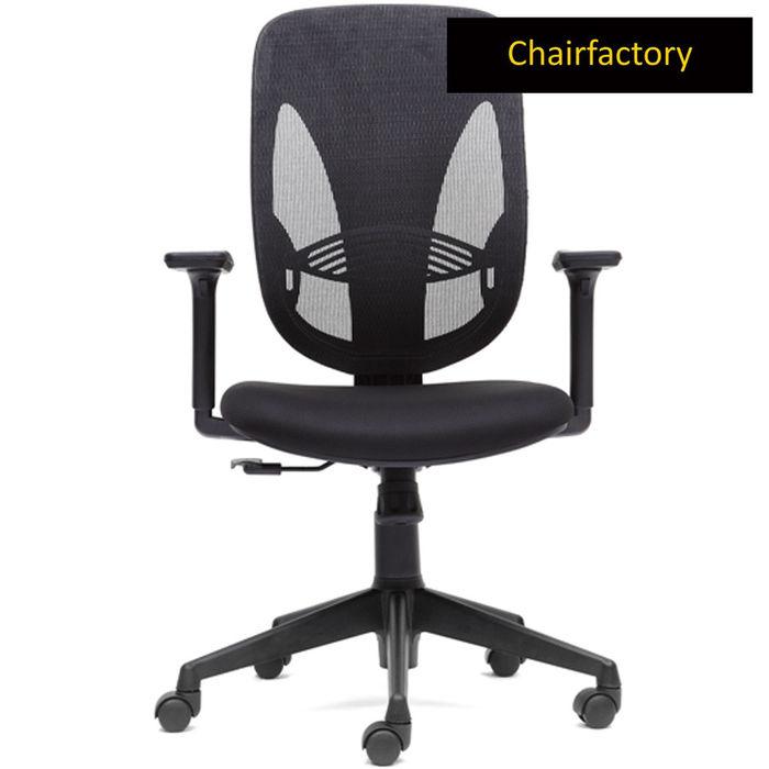 Ergotech ZX Office Ergonomic Chair, mint green