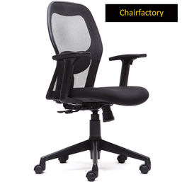 Krono ZX MB Ergonomically Designed Office Chair, black