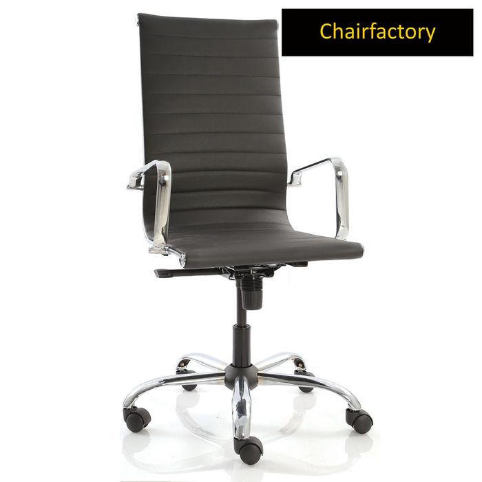 Black Eames Group Chair LX HB Replica