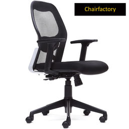 Matrix ZX MB Ergonomic Visitor Chair, black