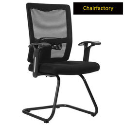 Koss Mid Back Visitor Chair - Black