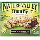 Nature Valley - CRUNCHY GRANOLA BARS OATS & DARK CHOCOLATE