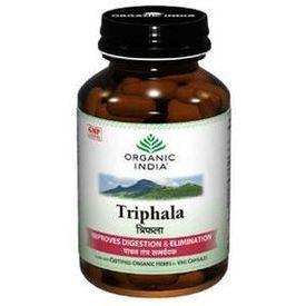Organic India - Triphala, 60 cap