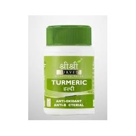 Sri Sri - Turmeric Tablets
