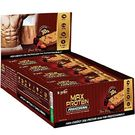 RITE BITE MAX PROTEIN PROFESSIONAL MEAL REPLACEMENT PROTEIN BAR, choco berry 12 bars