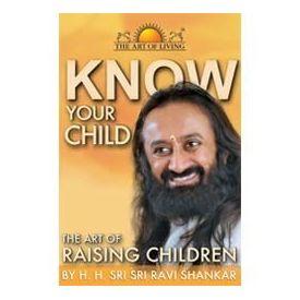 SRI SRI - KNOW YOUR CHILD BOOK, hindi