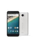 LG Nexus 5X 4G LTE,  White, 32 GB