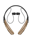 LG HBS750 Tone Pro Headsets,  Gold