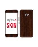 Stylizedd Vinyl Skin Decal Body Wrap for HTC 10 - Wood Rosewood