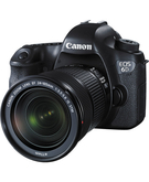 Canon EOS 6D 24-105mm Lens,  Black
