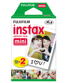 Fujifilm 2 Pack of Instax film for instax mini 8/7s (10 per Pack)
