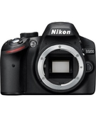 Nikon D3200 Body Only,  Black