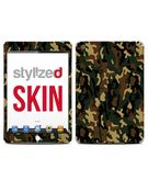 Stylizedd Premium Vinyl Skin Decal Body Wrap for Apple iPad Mini 2 Retina - Camo Mini Woodland