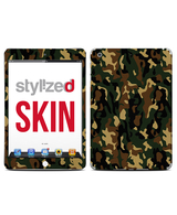 Stylizedd Premium Vinyl Skin Decal Body Wrap for Apple iPad Mini 2 Retina - Camo Mini Woodland
