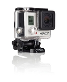 Gopro HERO3+ Edition with Additional Gopro Battery Gopro Dual Battery Charger,  Silver